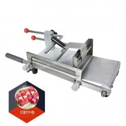 Manual Home Meat Cutting Machine