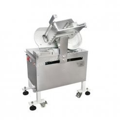 14 inch Floor type Automatic Goat Meat cutting machine