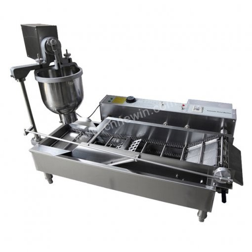 Popular Automatic Commercial Big Donut Making Machine
