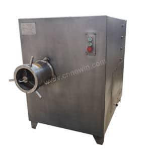 Working principle and scope of application of frozen meat grinder